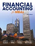 Financial Accounting for MBAs, 5th Edition, Peter D. Easton, John J. Wild, Robert  F. Halsey, Mary Lea McAnally, 1934319988