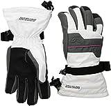 Gordini Unisex Junior's Gore-tex Iv Waterproof Insulated Gloves, White/Gunmetal, X-Small
