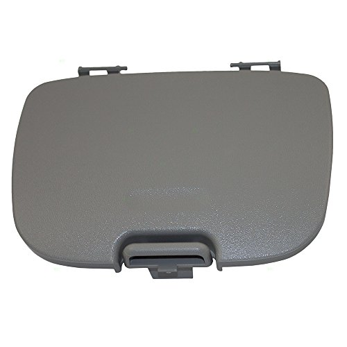 - Overhead Console Garage Door Opener Lid Gray Cover Storage Bin Replacement for Ford Explorer & Sport Trac Super Duty Pickup w/out Sunroof 2C3Z7811586CAB AutoAndArt