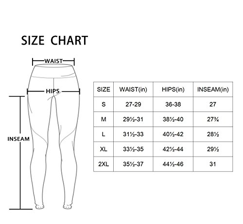 BALEAF Women's 3D Padded Cycling Tights Long Bike Pants Compression Leggings with Wide Waistband