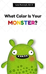 What Color Is Your Monster?: Colors, Numbers, and Shapes (I Love You...Bedtime stories children's books)