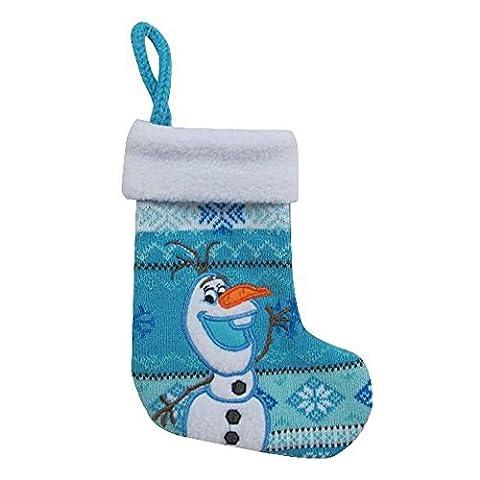 Disneys Frozen Olaf Mini Stocking (Dead Drum Player)