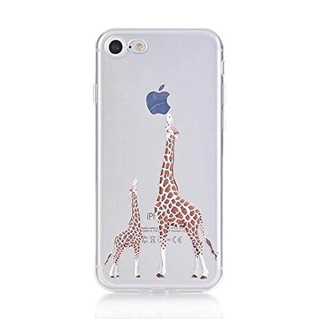 Caricabatterie ad induzione coccodrillo Cover iPhone 6S/6 Silicone ...