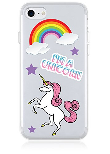 Idecoz unicorn reusable vinyl decal stickers for all cell phones cases macbooks laptops
