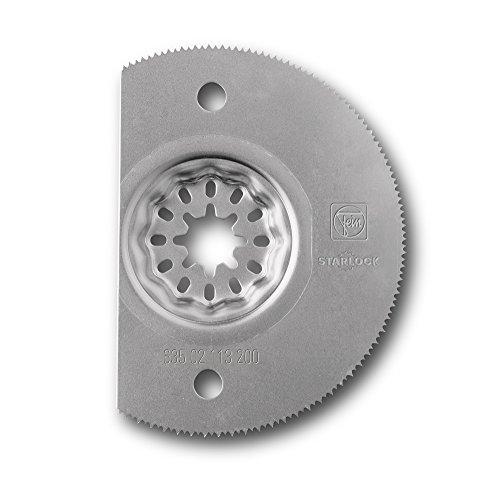 Hss Flush Cut Saw Blade - Fein 63502113210 Oscillating Carbon Steel Segmented Circular Saw Blade (1 Pack), 3-3/8