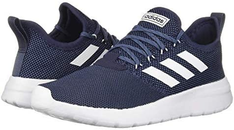 [adidas(アディダス)] メンズスニーカー・靴・シューズ Lite Racer Reborn Trace Blue F17/Footwear White/Tech Ink US 6.5 (24.5cm) D - Medium [並行輸入品]