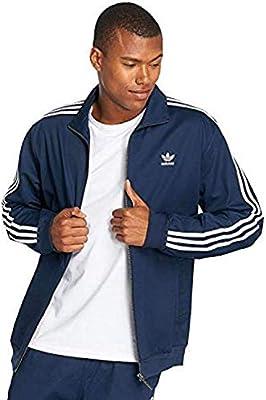adidas Originals Men's Woven Full Zip Track Jacket