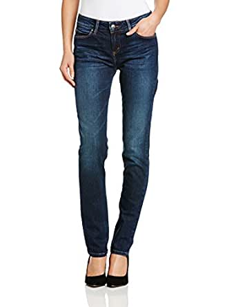 Tommy Hilfiger Milan Lw Absolute Blue - Vaqueros para mujer, Absolute Blue Wash, W25 / L32 (ES 34)