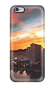 New Shockproof Protection Case Cover For Iphone 6 Plus/ Tokyo City Case Cover