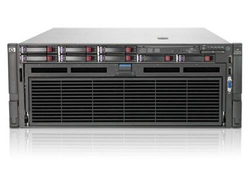 HP 643086-B21 - ProLiant DL580 G7 Barebone System by Compaq