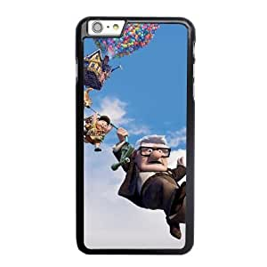 Generic Fashion Hard Back Case Cover Fit for iPhone 6 6S plus 5.5 inch Cell Phone Case black Up FEW-7900041