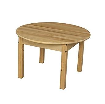 Amazon.com: Madera diseños wd83020 – Mesa infantil, 30 ...