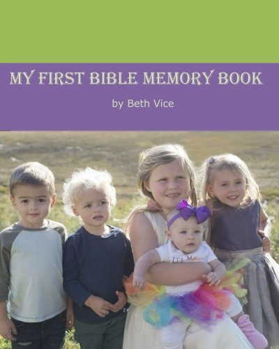 Read Online My First Bible Memory Book pdf
