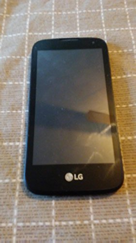 Boost Mobile - LG K3 with 8GB Memory Prepaid Cell Phone - Black (Boost Mobile Cell Phones For Sale)
