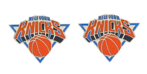 New York Knicks Nba Bracelet - NBA New York Knicks Team Post Earrings