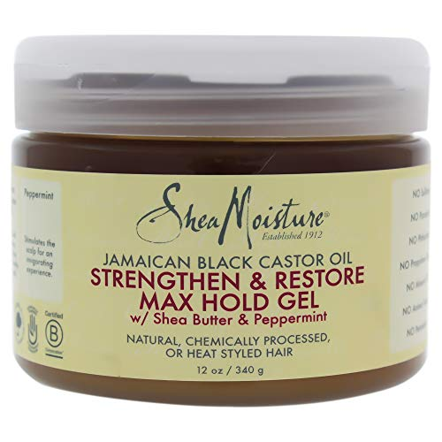 Shea Moisture Jamaican Black Castor Oil Strengthen and Resto