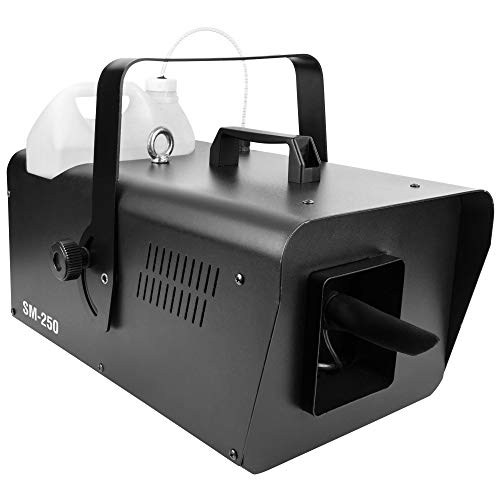Chauvet DJ Atmospheric Effect High Output Snow Machine with Wired Remote | SM250 (2 -