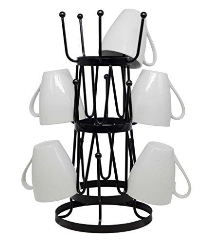 Stylish-Steel-Mug-Tree-Holder-Organizer-Rack-Stand