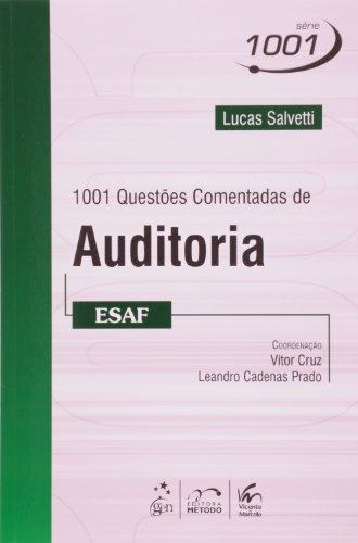 Morebaixar Livro Online 1001 Questoes Comentadas De Auditoria