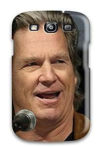 New Tpu Hard Case Premium Galaxy S3 Skin Case Cover(jeff Bridges)