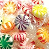 hard candies fruit flavored - Assorted Fruit Starlights: 5 LBS