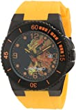 Ed Hardy Men's IM-DR Immersion Yellow Watch, Watch Central