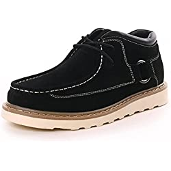 YINHAN® Men's Suede Ankle Boots Comfortable Working Shoes