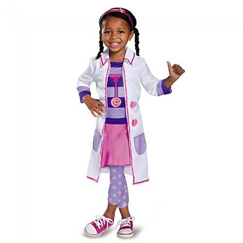 Hospital Classic McStuffins Disney Costume