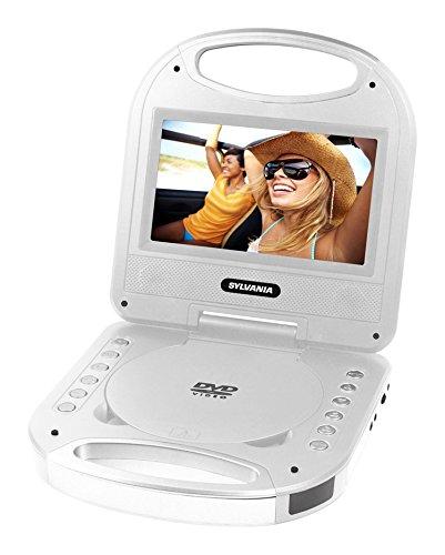 Sylvania SDVD7049 SILVER Personal DVD Player
