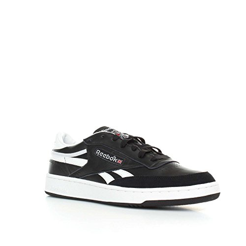 Reebok rojo negro blanco Trc Plus Revenge Zapatillas Nero qwTq1BOp
