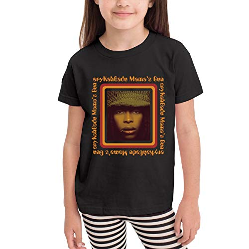 Men Clothing & Accessories BowersJ Erykah Badu Worldwide Underground Mens Tees Black