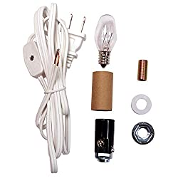 Creative Hobbies ML2-B6 Small Christmas Tree Wiring Kit, Great for Lighting Small Objects