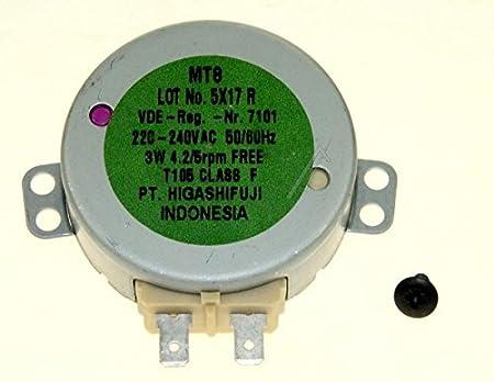 MIELE-MOTOR DE PLATO GIRATORIO-6873760: Amazon.es