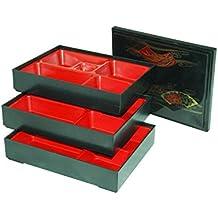 japanese bento box set. Black Bedroom Furniture Sets. Home Design Ideas