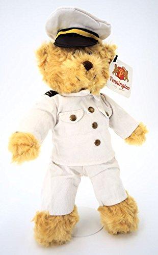 Bear Teddy Navy (PENNINGTON BEARS U.s. Navy Military Teddy Bear 10 Inch)