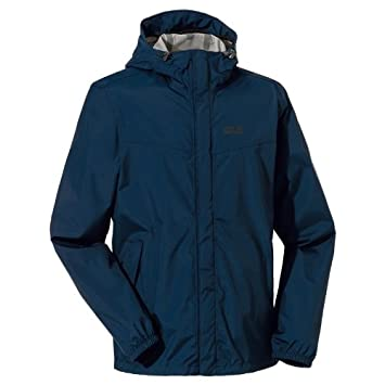 Jacket Cloudburst Jack Größe Nightblue Men Wolfskin Xxxl RjqSA354cL