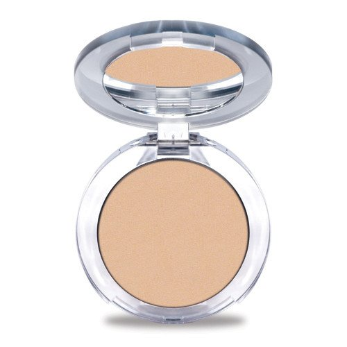 4-in-1 Pressed Mineral Makeup Foundation with Skincare Ingredients, Light, 0.28 Ounce