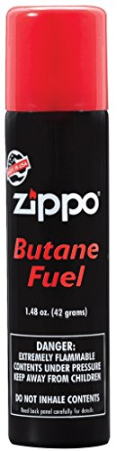 (Zippo Premium Butane Fuel (1.48 oz.) )