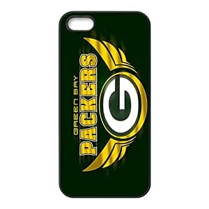 HDSAO Green Bay Packers Cell Phone Case for Iphone 5s