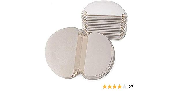 StillCool Axilas Antitranspirante Pads, 50 Pcs Axila absorción de Sudor Almohadilla, cómodas, Desechables de absorción de Sudor Almohadillas de ...
