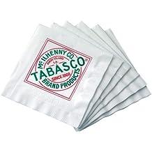 TABASCO Brand Diamond Logo Paper Cocktail Napkins