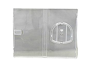 (paquete de 10) MasterStor 14 mm transparente UMD disco estuche para Sony PSP