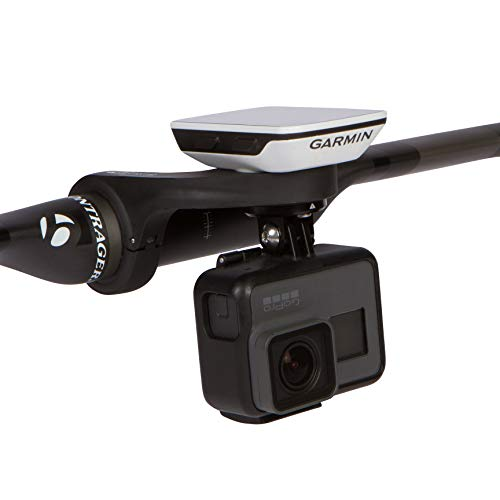 KOM Cycling GoPro Cycling Computer Mount Bundle Compatible with Garmin Edge Computers, Garmin VIRB 360, and GoPro Hero camera's