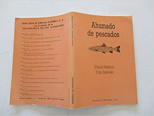 Ahumado de pescados: Amazon.es: Edmund Rehbronn, Franz ...