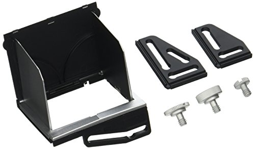"Kaiser 206075 Folding LCD Hood for 3"" Screen (Black) from Kaiser"