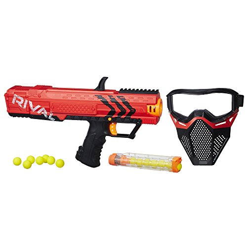 nerf rival apollo xv 700 and face mask red. Black Bedroom Furniture Sets. Home Design Ideas