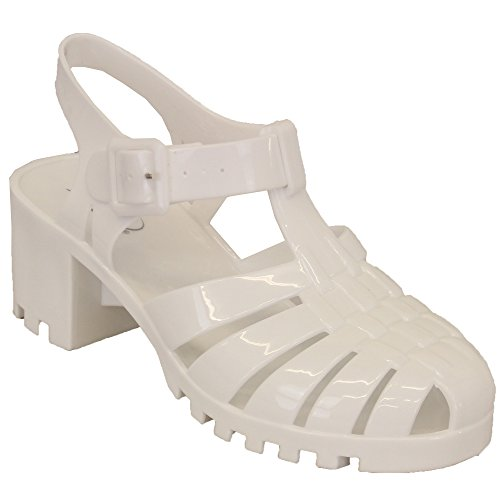 Aomei, Sneaker donna, Multicolore (White/Blue - JELLYBPK4), 39