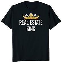 Real Estate King T Shirt