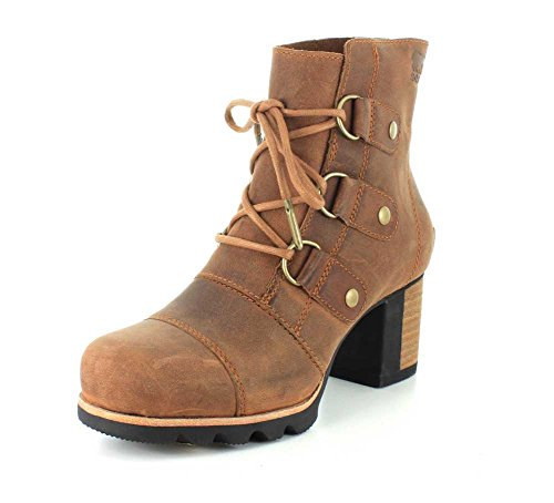 SOREL Women's Addington Lace Up Booties