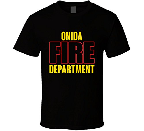 onida-fire-department-personalized-city-t-shirt-m-black